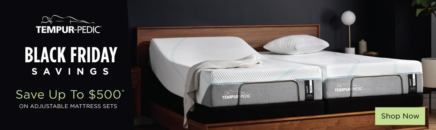 Tempur-Pedic Black Friday Organic 2020