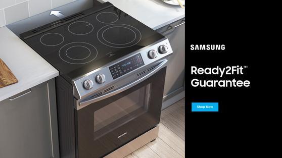 Samsung Ready2Fit Guarantee