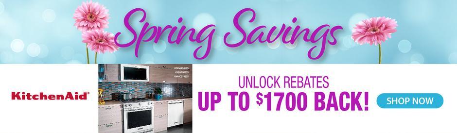 KitchenAid NEAEG Spring Savings 2021