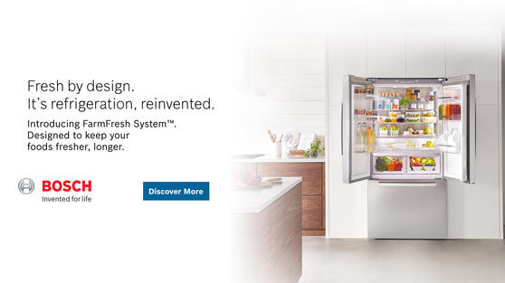 Bosch Refrigerator Launch Sept 2019