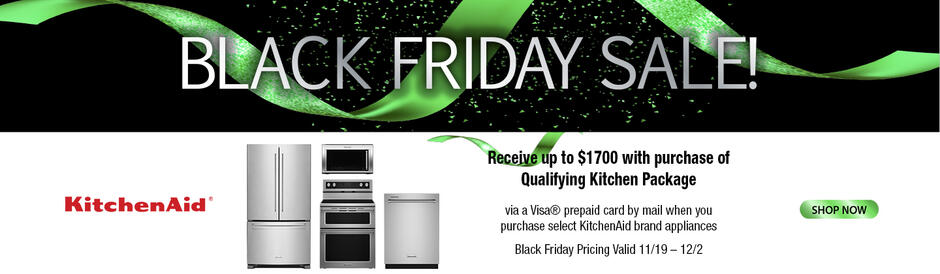 KitchenAid NEAEG Black Friday 2020 levels 2-4