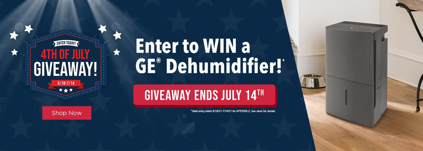 NEAEG Giveaway July 4th 2021