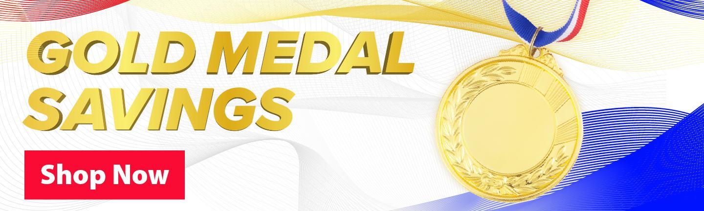 Gold Medal Savings Bedding (7/23-8/11) Ignite LT