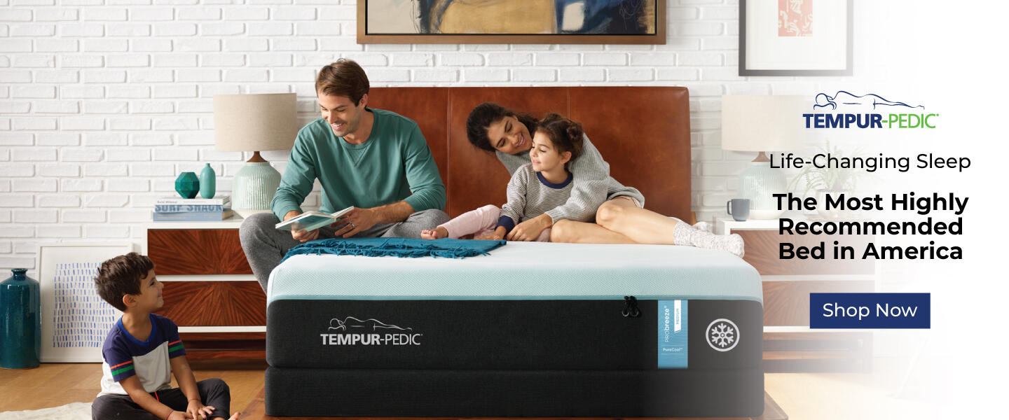 Tempur-Pedic Evergreen 2020