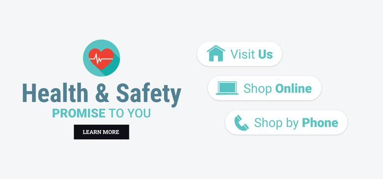 Health and Safety Promise to You - without chat