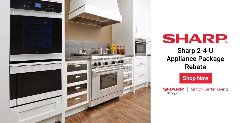 Sharp 2-4-U Rebate