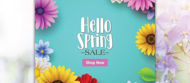 Hello Spring IAC Exclusive 2021