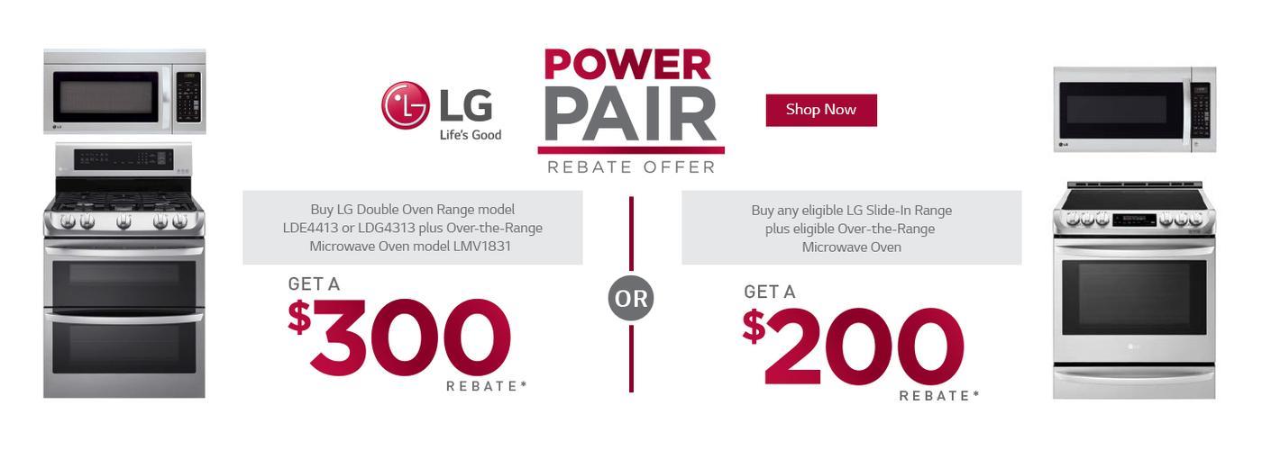 LG Power Pair Jan-Feb 2021