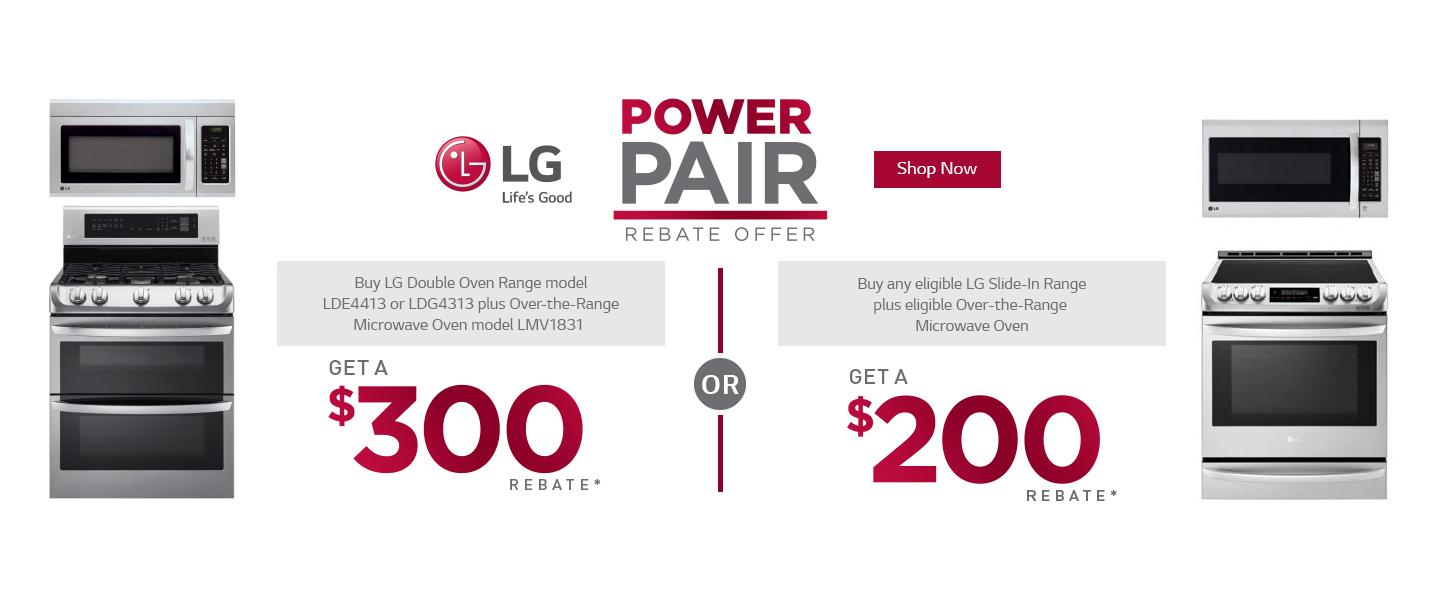 LG Power Pair Jan-Feb 2021