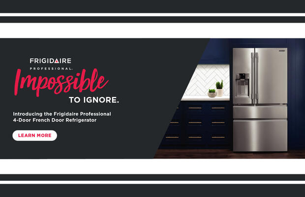Frigidaire Professional 4-Door Ref Launch Aug 2020